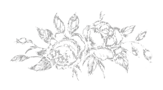 flores blanco